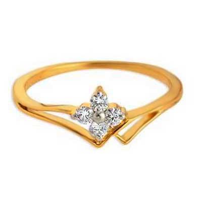 Diamond Gold Rings