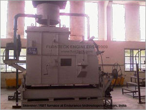 Aluminium Melting Skelner Furnace