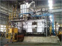Electromech Tilting Tower Melting Furnaces