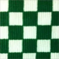 Chess Board Printed Matty Fabric