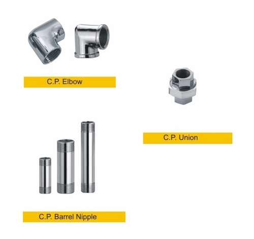 CP Brass Plumbing Fittings