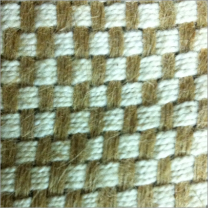 Cotton/Jute Matty Fabric