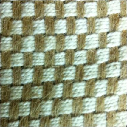 Cotton/Jute Matty Fabric