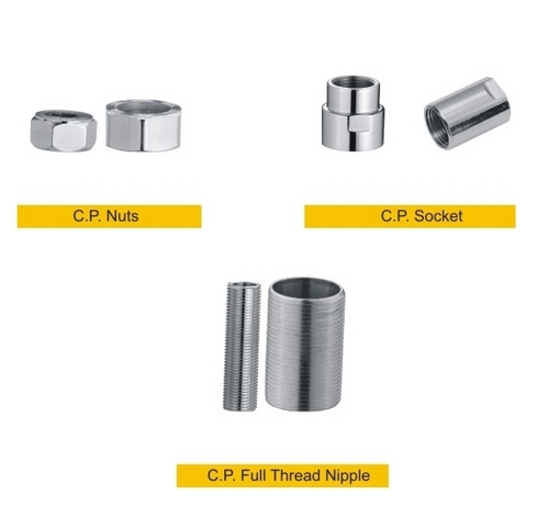 Brass CP Plumbing Fittings