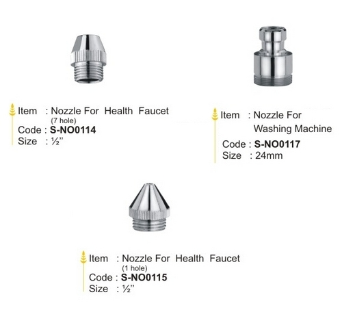 Nozzle for Health Faucet