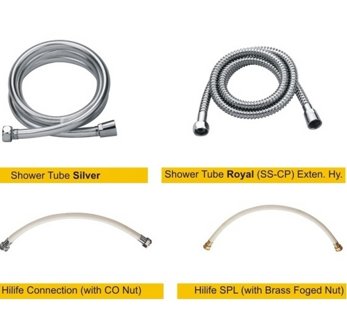 PVC Inlet Connection Hoses