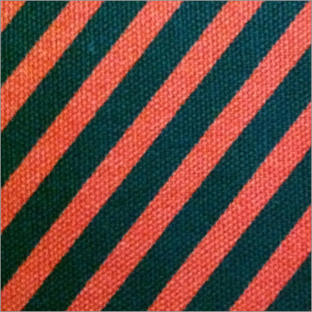 Stripes Printed Dyed Oxford Fabric