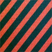 Stripes Printed Dyed Standard Duck Fabric