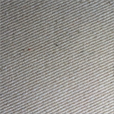 Grey Cotton Drill Fabric