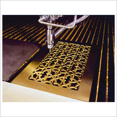 Abrasive Waterjet Cutting Services