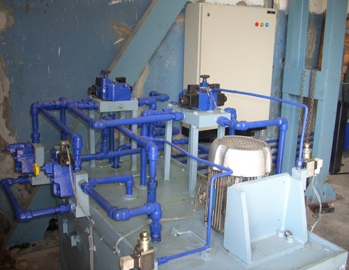 Hydraulic Drive Systems