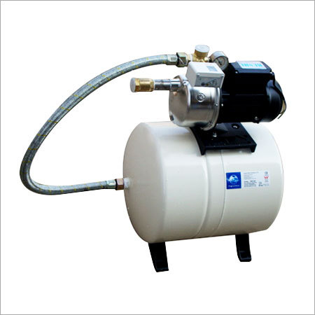Air Pressure Booster Systems