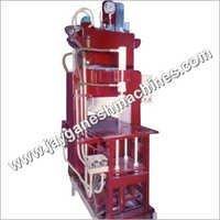 Interlock Paver Machine