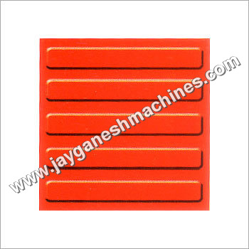Chequered Tiles Rubber Mould