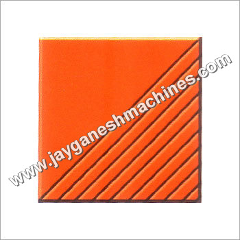Designer Tile Rubber Mould