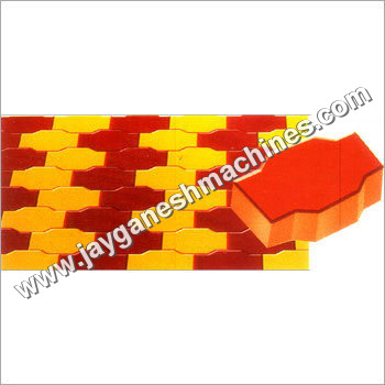Designer Paver block Mould