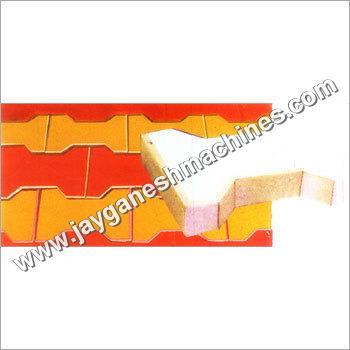 Interlocking Pavers Rubber Mould