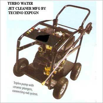 Turbo Water Jet Cleaner