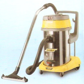 S.S. Body Vacuum Cleaners Trolly Types