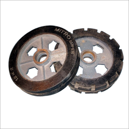 CI Rubber Tyre For Harrow Disc