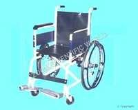 Wheelchair Folding