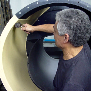 Rubber Lining Tanks