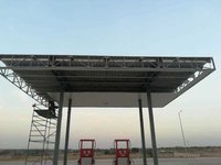 Filling Station Canopy