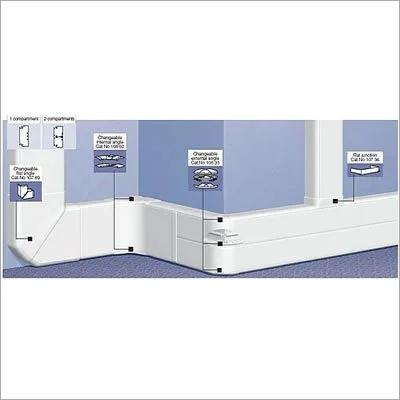 DLP Plastic Trunking System