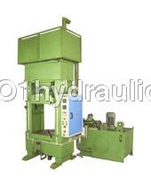 Pillar Type Backlite Molding Machine