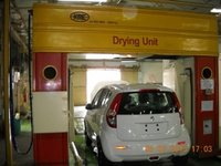 Car Drying Machine