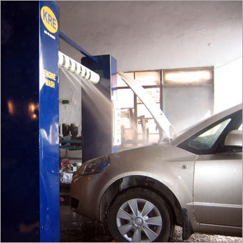 Engine Wash System