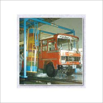 Commercial Vehicle (Bus-Truck) Washing Machines