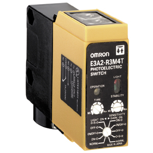 Omron Photoelectric Sensors