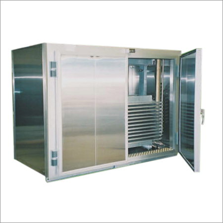 Plate Freezers Turnkey Projects