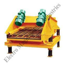 Linear Motion Vibrating Screens