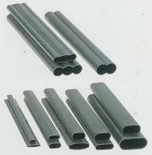 MS Profile Pipes