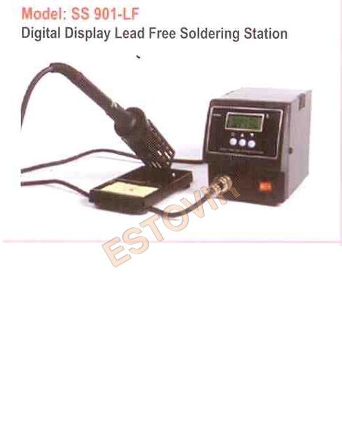 Digital Display Lead Free Soldering