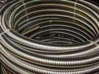 STAINLESS STEEL FLEXIBLE CORRUGATED PIPE (SS)