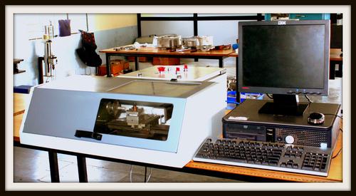 Tabletop Cnc Lathe Machine