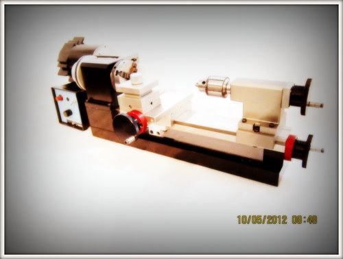 Table Top Cnc Lathe Machine
