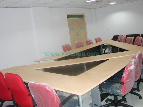 Meeting Table Zig zag Type