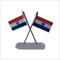 Dash Board Car Flag Stand