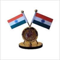 Office Table Top Flag Stand