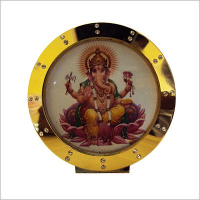 Dashboard Ganesha Photo Frame