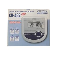 Citizen Blood Pressure Monitor
