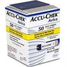 Accu Check Aviva Test strips 50 Nos.