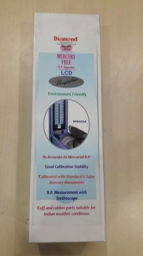 Mercury Free Blood Pressure Monitors