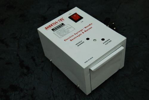 Needle Destroyer & Tablet Cutter