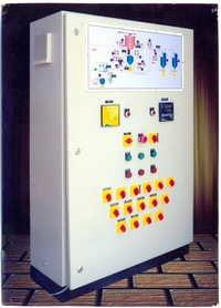 Material Handling Control Panel