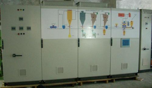 Material Handling PLC + SCADA